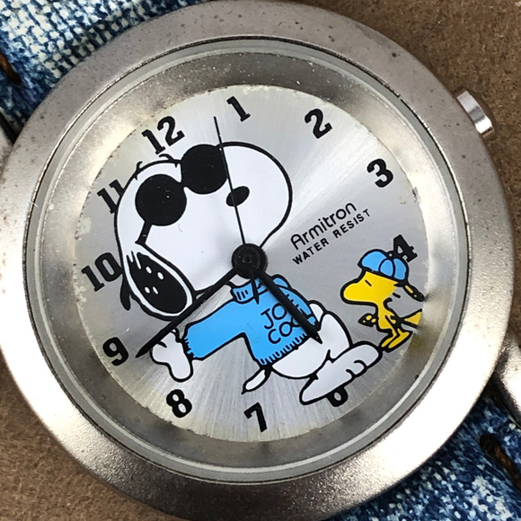 Armitron Other - He's Joe, He's Cool, He's Joe Cool Snoopy